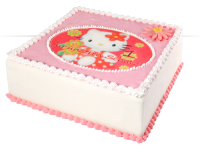 Hello Kitty-Torte