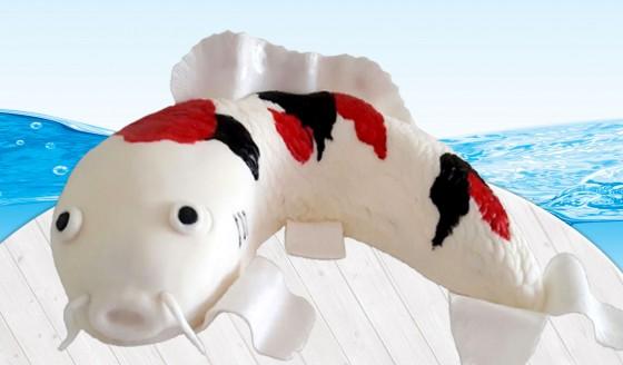 Süßer Fisch