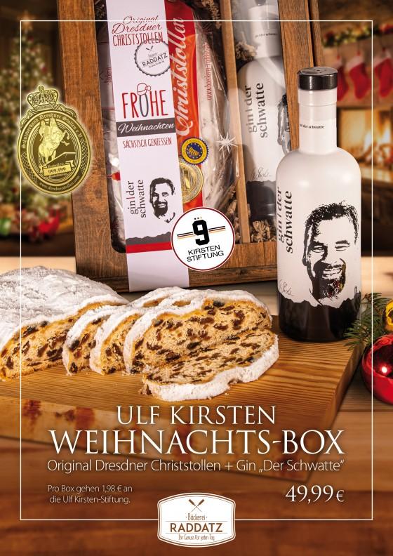 Ulf Kirsten Weihnachtsbox