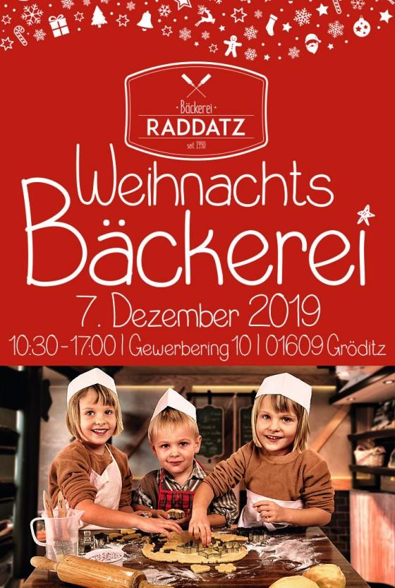 WeihnachtsBäckerei 2019